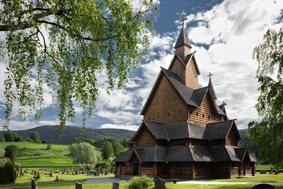 Stave church - Heddal IV