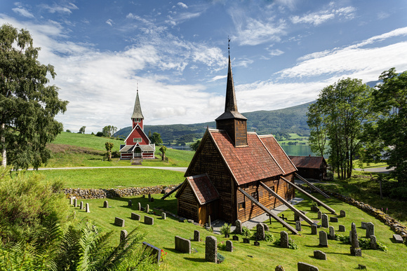 Stave church - Rodven I