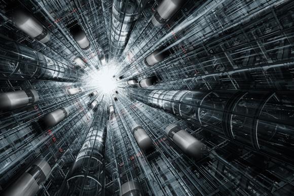 Leaving - Borg City IV